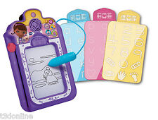 VTech Toy Doc McStuffins Talk Learn Clipboard Kids Education Toys Letter Number