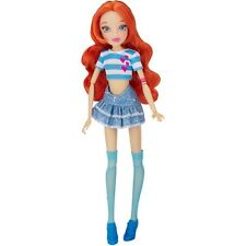 Winx Club 29cm Basic Fashion Doll Everyday Collection - Bloom