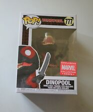 Funko Pop! <> Deadpool 30th - Dinopool 777 <> Marvel Collector Corp Excl