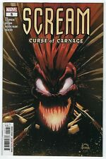 Scream Curse Of Carnage # 5 Cover A NM Marvel