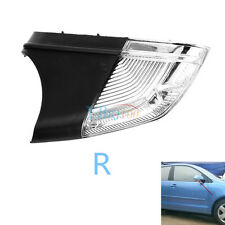 Right Wing Mirror Turn Signal Amber Light Indicator Led For VW Polo MK4 05-09