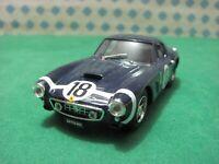 Ferrari 250 Swb 3000cc. Coupe Scaglietti 'The Mans 1960 Inch - 1/43 Bang 7077