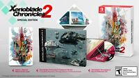 Xenoblade Chronicles 2 Nintendo Switch Collector's Edition *NEW*+Warranty!