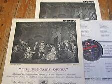 CSD 1516/17 The Beggar's Opera / Sargent etc. 2 LP set