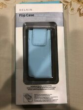 Belkin Flip Case For Ipod Nano F8Z059tt Blue
