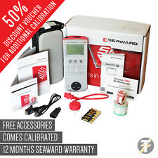 BRAND NEW!! Seaward Primetest 50 PAT Tester + FREE accessories & CALIBRATION!