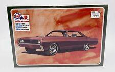 1966 Mercury Hardtop AMT #1098 1:25 Scale Retro Deluxe Plastic Model Kit