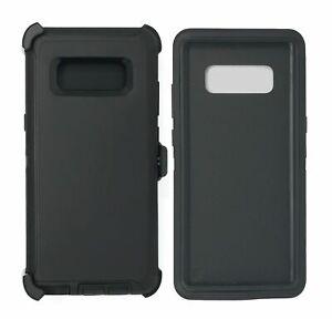 Samsung Galaxy S10 / S10+ Plus / S10e Case Shockproof w/Holster Belt Clip