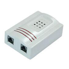 10x(RJ11 Adapter Louder Telephone Ring Flash Amplifier Ringer for Landline Y6M3