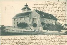 Ansichtskarte Die Wachsenburg 1905 (Nr.857)