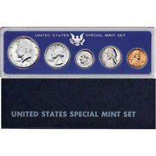 USA US Mint BU coin set 1966 P Amerika VS (quarter dollar, 5 coins) unc mintset