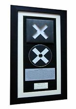 THE XX CLASSIC CD Album GALLERY QUALITY FRAMED+EXPRESS GLOBAL SHIPPING!!