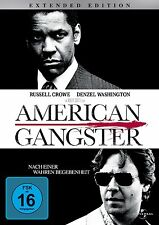 American Gangster ( Krimi Biopic ) Denzel Washington, Russell Crowe, Josh Brolin