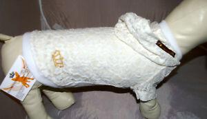 8833x_Angeldog_Hundekleidung_Hundebluse_Hundekleid_Hund Pulli Kleid_RL34_M Baby