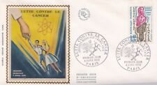 FRANCE 1970 FDC LUTTE CONTRE LE CANCER YT 1636