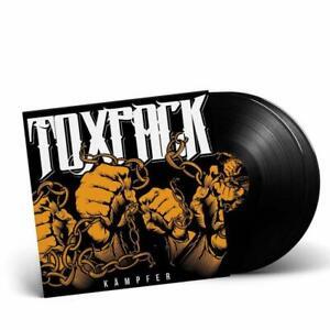 TOXPACK - KÄMPFER (2*LP) Neu Streetcore Skinhead Oi! Hooligan Discipline Punk