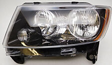 OEM Jeep Grand Cherokee Left Driver Side Headlight Missing Top Mount Tab