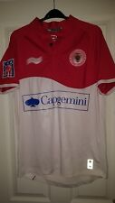 Mens Rugby Union Shirt - Biarritz Olympique Pays Basque - Home 2011-2012 - S