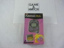 game & watch: POKEMON MINI pink -new & sealed-