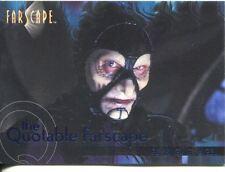 Farscape Season 3 The Quotable Farscape Chase Card Q38