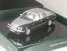selten: Minichamps Bentley Arnage R zweifarbig in 1:43 in großer Geschenk-OVP