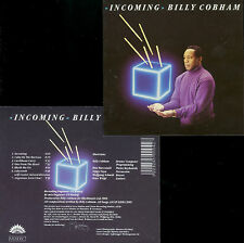 BILLY COBHAM  incoming