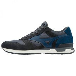 Mizuno sports-style casual sneakers MIZUNO GV87 D1GA1806 Black × Blue