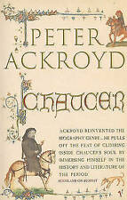 New Chaucer: Brief Lives [Paperback] [Apr 07, 2005] Ackroyd, Peter