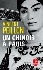 un chinois à Paris Peillon  Vincent Neuf Livre