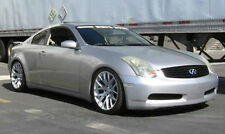 """20"""" Miro 111 Wheels For Genesis G35 G37 Coupe 350Z Staggered 20-Inch Rims Set"""