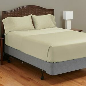New My Pillow Bed Sheet Set 100% Certified Giza Egyptian Long Staple Cotton