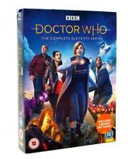 Doctor Who Complete Season 11 Eleventh Series Eleven New Sealed