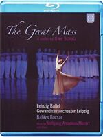 Mozart: The Great Mass [Blu-ray] [2011] [Region A and B and C] [DVD][Region 2]
