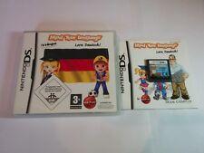 Mente la tua lingua: imparare il tedesco-Nintendo DS - 2 DS 3 DS DSi ulteriori Deutsch