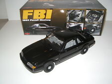 Ford Mustang FBI Pursuit 1992, GMP/Acme 18805 1/18th