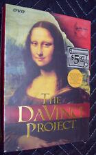 The Da Vinci Project (DVD, 2006, Box Set) Includes Book New Sealed