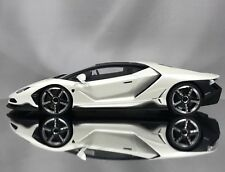 GT Spirit / Kyosho Lamborghini Centenario LP770-4 Pearl White Resin Model 1:18