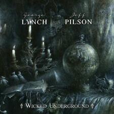 GEORGE / PILSON,JEFF LYNCH - WICKED UNDERGROUND (2 LP) NEW VINYL