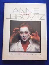 ANNIE LEIBOVITZ PHOTOGRAPHS - FIRST EDITION BY ANNIE LEIBOVITZ
