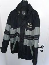 AUDI Agent by MClub Ski Winter Jacke Size 56 Hose Size 54 Schwarz Grau