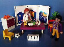 (L113) playmobil la doctoresse ref 3926 année 2001