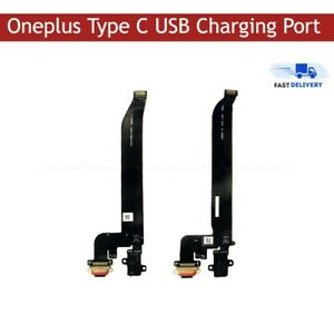A+++ Type C USB Charging Port For OnePlus 5 5T 6 6T 7 8T 9 9R 8 Pro Flex Cable