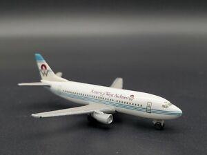 Herpa Wings 1:500 American West Boeing 737-300 500302C Diecast Model Airplane CC