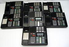 Lot of 7 Nortel Norstar Meridian M7310 Office Telephone Phones