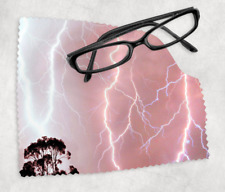 LIGHTNING Sunglasses Reading Lens Mobile Phone Microfiber Cleaning Cloth