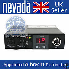 Albrecht AE 4200eu Multi-standard Mobile CB Radiojust Arrived