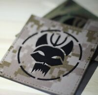 Seal Special Force Badge Seal Fox MIlitary Tactical Airsoft Game Patch 1pc