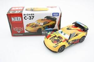 Tomica Takara Tomy Disney Movie PIXAR CARS 2 C-37 Miguel Camino Diecast Toy car