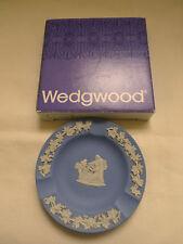 WEDGWOOD BLUE JASPERWARE  ASH TRAY