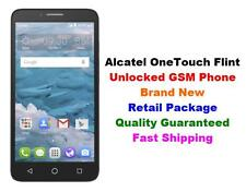 "Unlocked GSM Cricket Alcatel OneTouch Flint 5054O 5.5""Android 16GB AT&T T-Mobile"